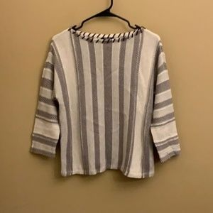 COPY - Chaps striped sweater